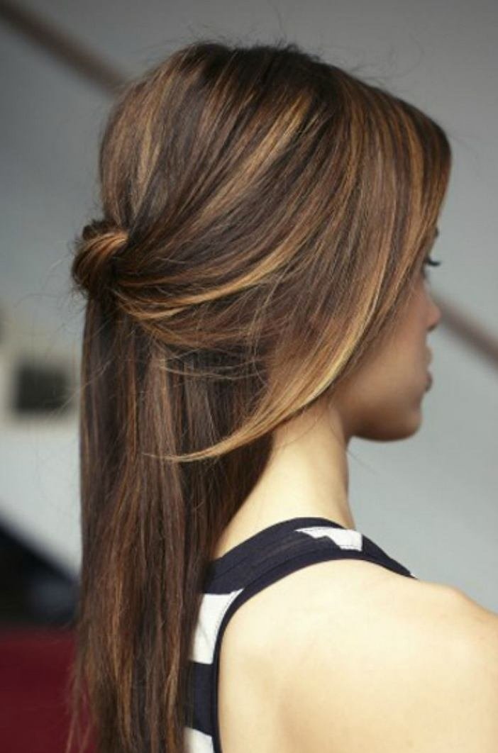 New Everyday Hairstyles For Long Hair Elle Hairstyles Ideas With Pictures