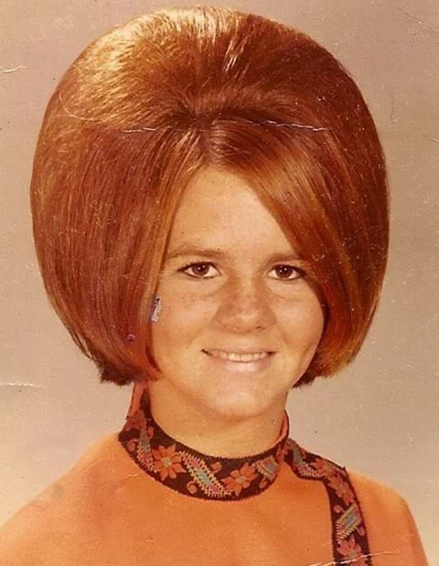 New Hair Was Big And Bigger In The 1960S Ideas With Pictures