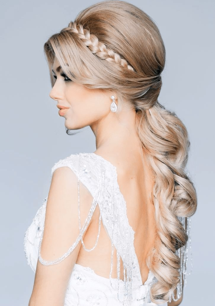 New 30 Gorgeous Hairstyle For The Bride To Be Ideas With Pictures