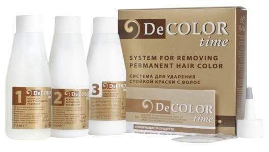 New Decolor Hair Color Remover System For Removig Permanent Ideas With Pictures