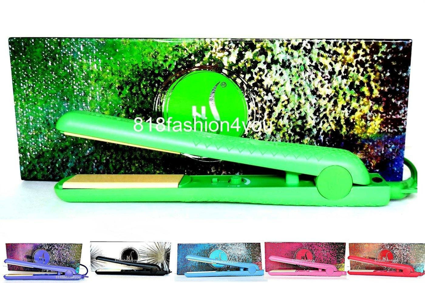 New Nib Herstyler Green Colorful Season 7 1 5 Hair Ideas With Pictures