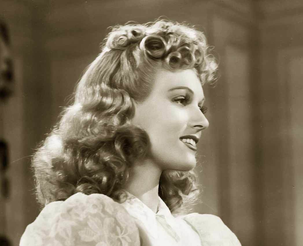 New 1940S Hairstyle – Copy The Top Hairdos Of 1941 Glamourdaze Ideas With Pictures