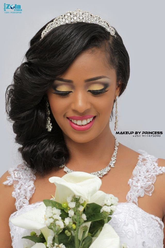New Ethiopian Wedding Hairstyle Insacent Com Ideas With Pictures