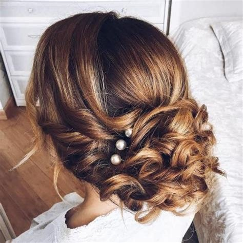 New Top 20 Wedding Hairstyles For Medium Hair Ideas With Pictures