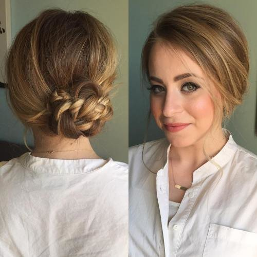 New 60 Updos For Thin Hair That Score Maximum Style Point Ideas With Pictures