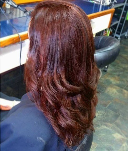 New Red Hair Color Inspiration Ideas With Pictures