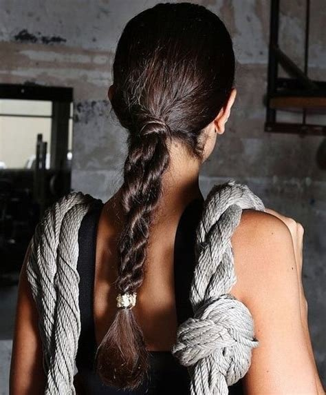 New Get Busy 20 Sporty Hairstyles For You Ideas With Pictures