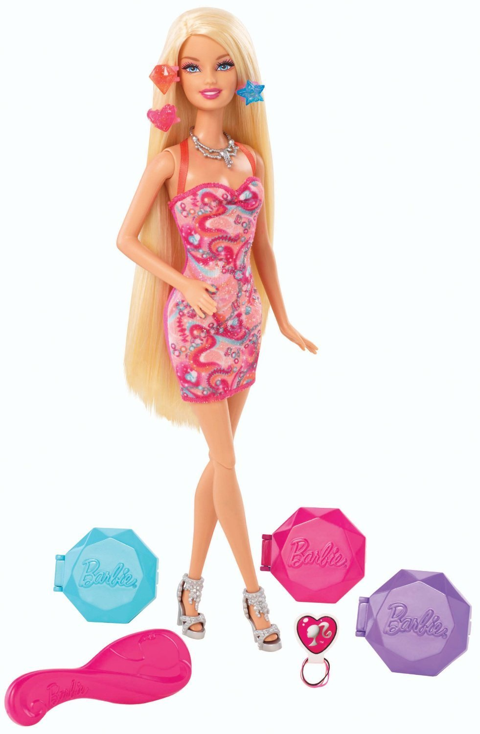 New Barbie Color Chalk Hair Salon Doll Only 8 09 Reg 21 99 Ideas With Pictures Original 1024 x 768