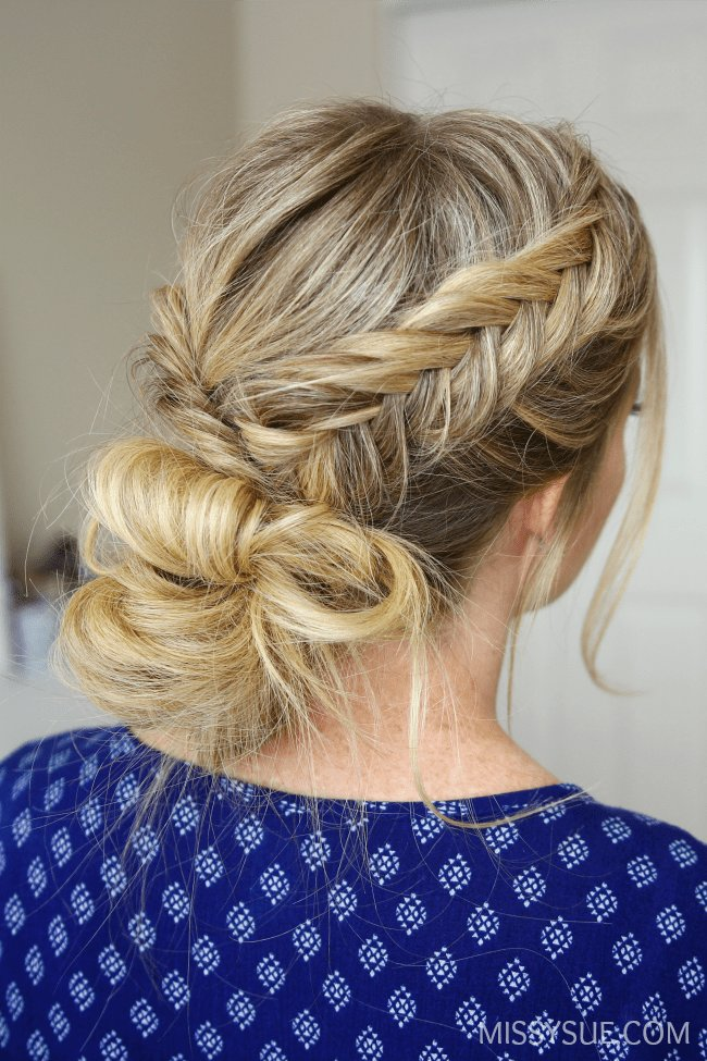 New 3 Fishtail Braid Hairstyles Missy Sue Ideas With Pictures
