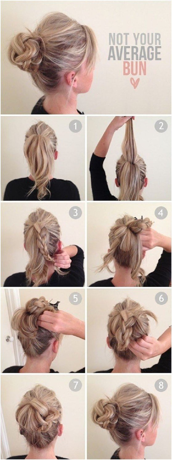 New 10 Ways To Make Cute Everyday Hairstyles Long Hair Ideas With Pictures