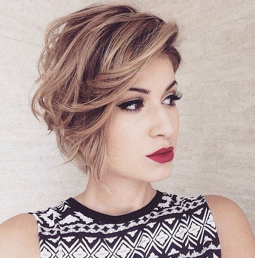 New 20 Popular Messy Bob Haircuts We Love Popular Haircuts Ideas With Pictures