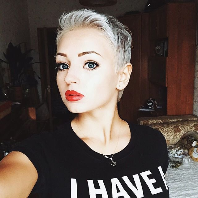 New 21 Lovely Pixie Haircuts Perfect For Round Faces Short Hair Styles Popular Haircuts Ideas With Pictures