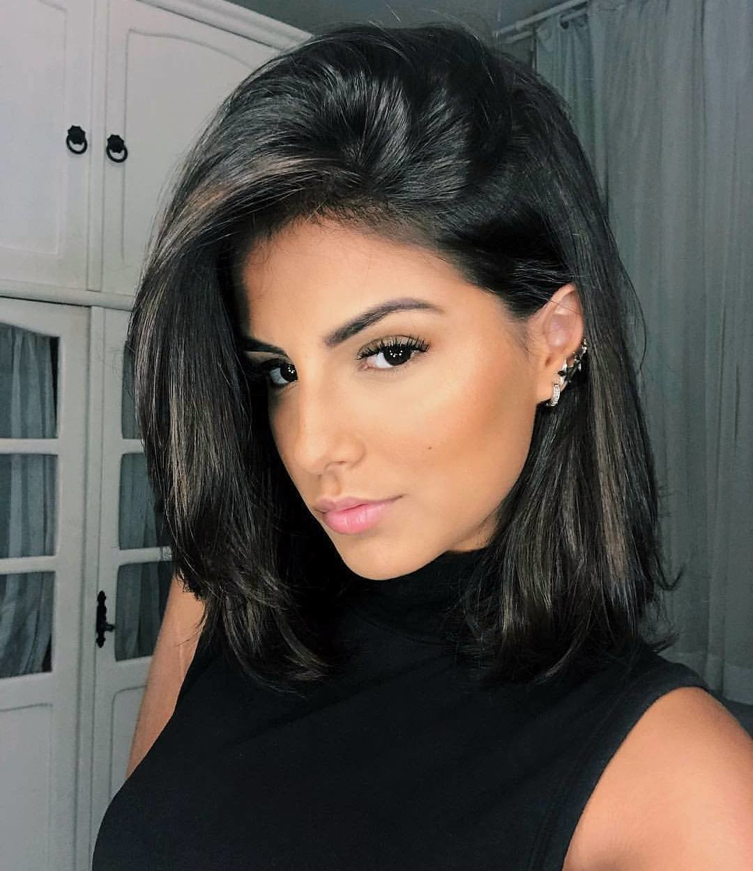 New 10 Super Cute And Easy Medium Hairstyles 2019 Ideas With Pictures