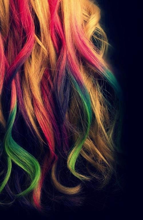New Colors Cool Cute Girls Image 686952 On Favim Com Ideas With Pictures