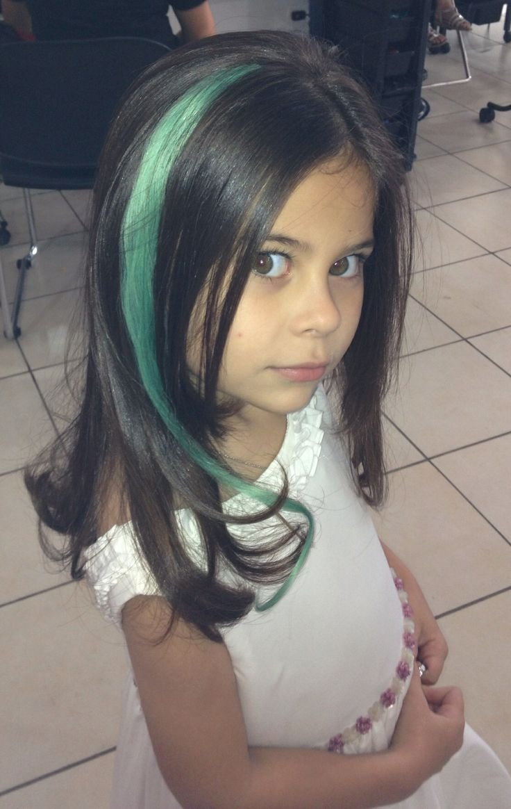 New Colored Hair Extensions For Kids Kid With Style Pinterest Ideas With Pictures