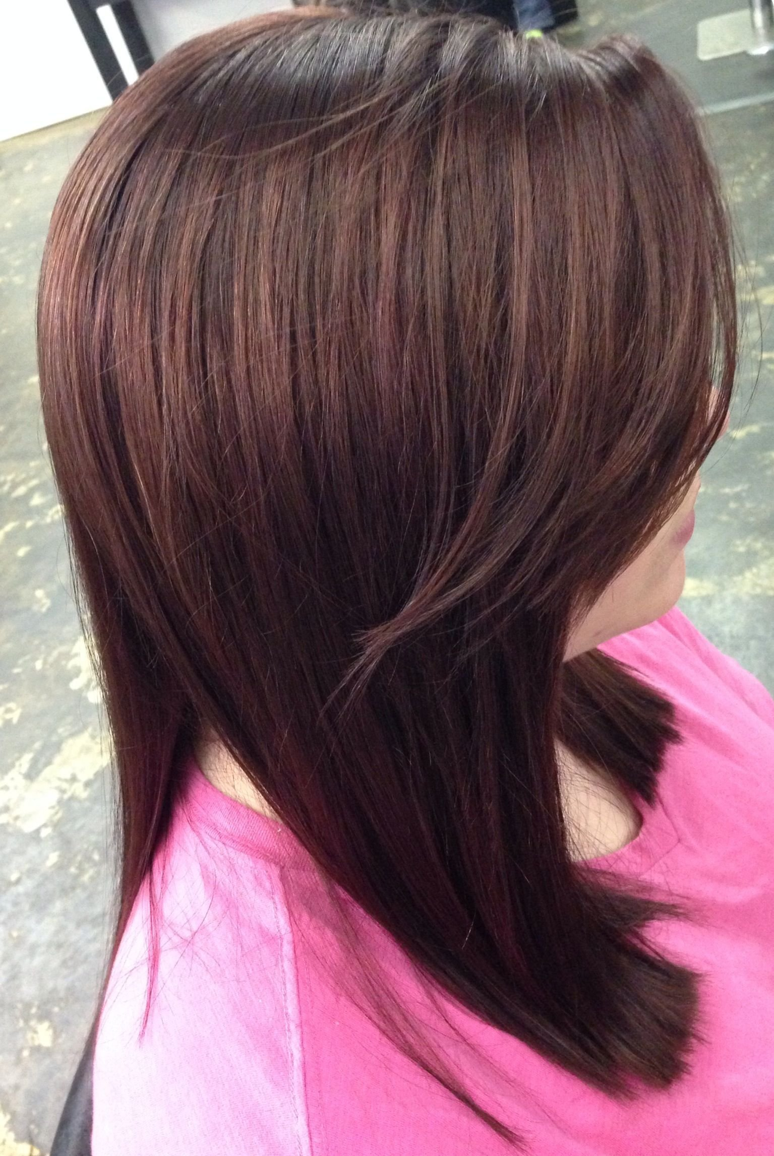 New Rich Cherry Cola Color Hair Beauty Pinterest Ideas With Pictures