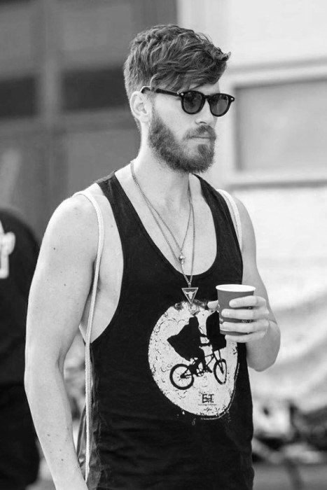 New 60 Hipster Haircuts For Men Locally Grown Styles Ideas With Pictures