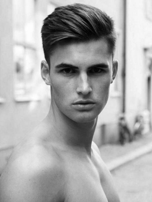 New 75 Men S Medium Hairstyles For Thick Hair Manly Cut Ideas Ideas With Pictures