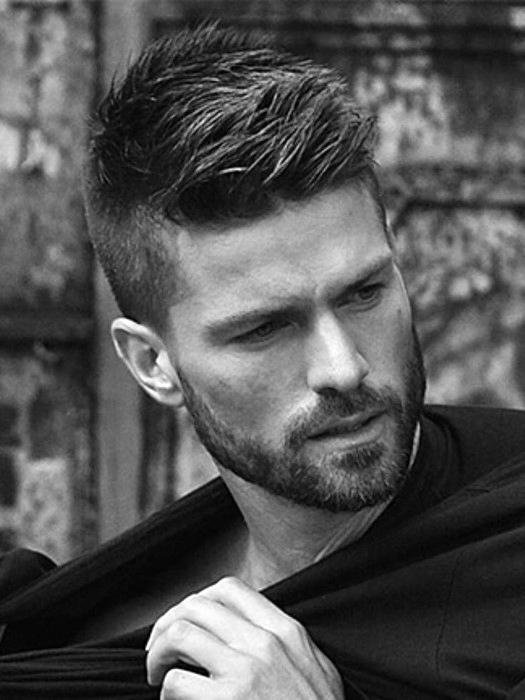New 50 Men S Short Haircuts For Thick Hair Masculine Hairstyles Ideas With Pictures
