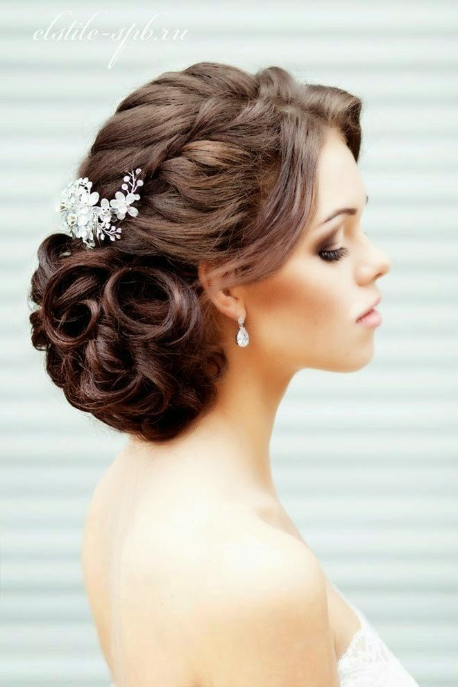 New Best Wedding Hairstyles Of 2014 Belle The Magazine Ideas With Pictures