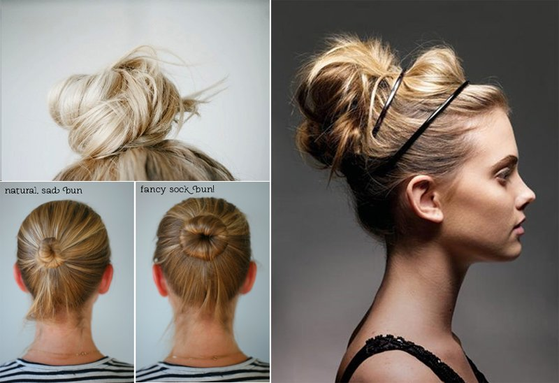 New Sock Bun Beauty Insider Community Ideas With Pictures