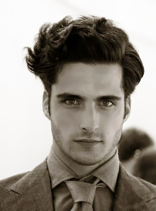 New Bcn Hairstyles Wavy Mens Hairstyles Ideas With Pictures