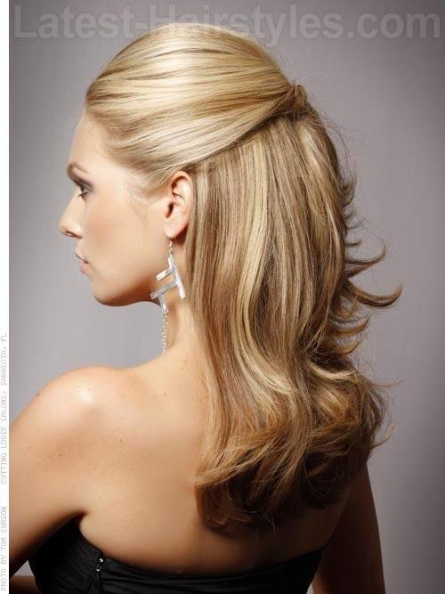 New 13 Super Hot Prom Updos For Long Hair Ideas With Pictures