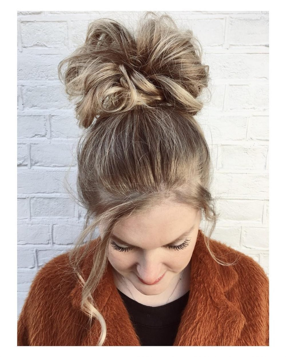 New 32 Cute Easy Updos For Long Hair You Have To See For 2018 Ideas With Pictures