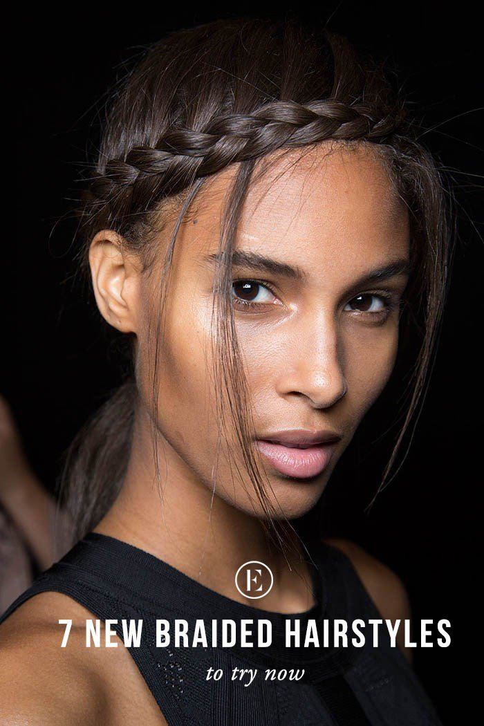 New 7 New Braided Hairstyles To Try Now The Everygirl Ideas With Pictures