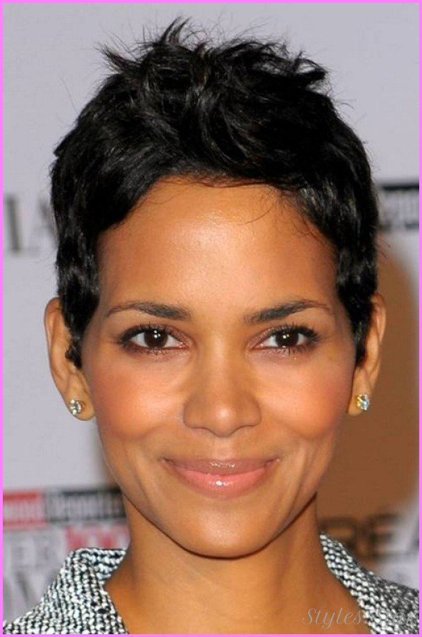 New Haircuts For Round Faces Black Women Stylesstar Com Ideas With Pictures