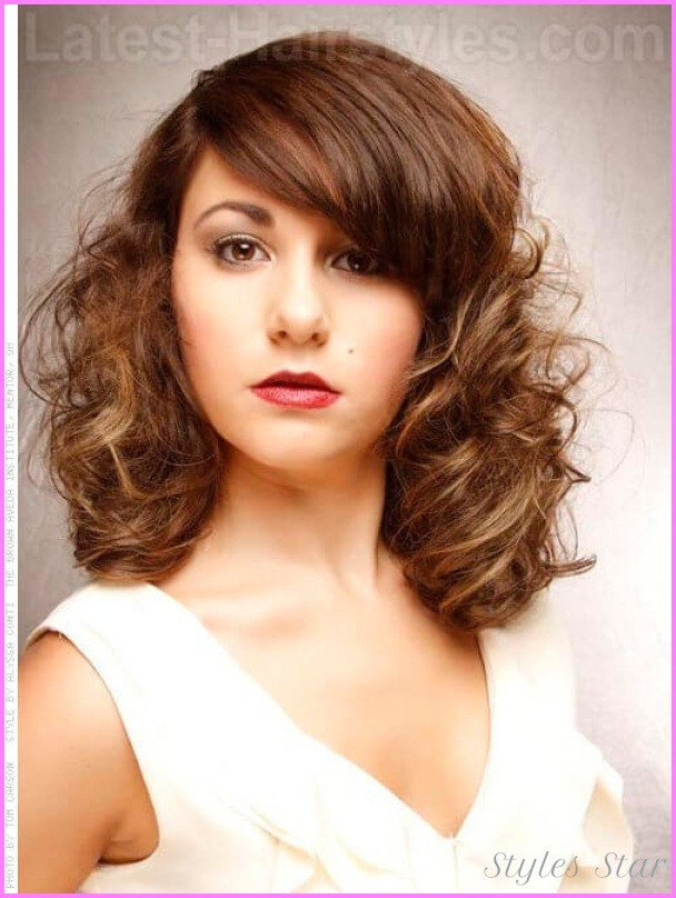 New Medium Haircuts For Long Faces Stylesstar Com Ideas With Pictures