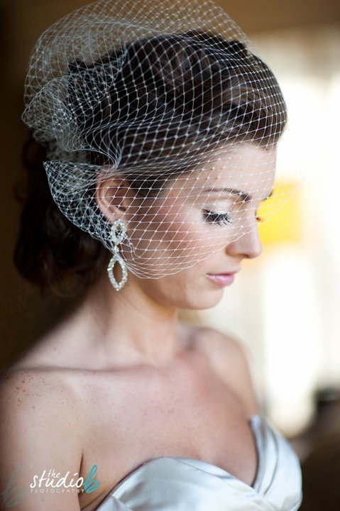 New Neytranirse Birdcage Veil Hairstyles Ideas With Pictures