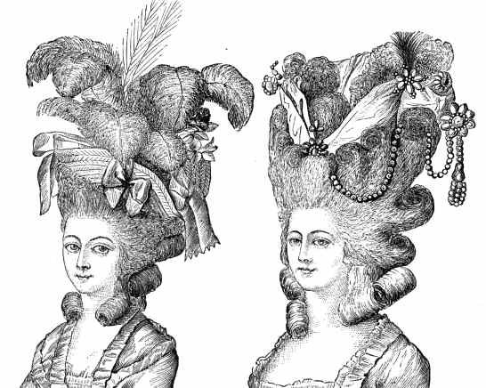 New Pitneypost Hair Circa 1700S Ideas With Pictures Original 1024 x 768