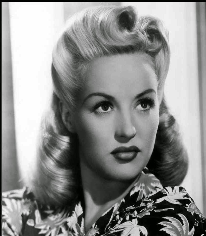 New Haircuts For Long Faces 1940 S Hairstyles Ideas With Pictures