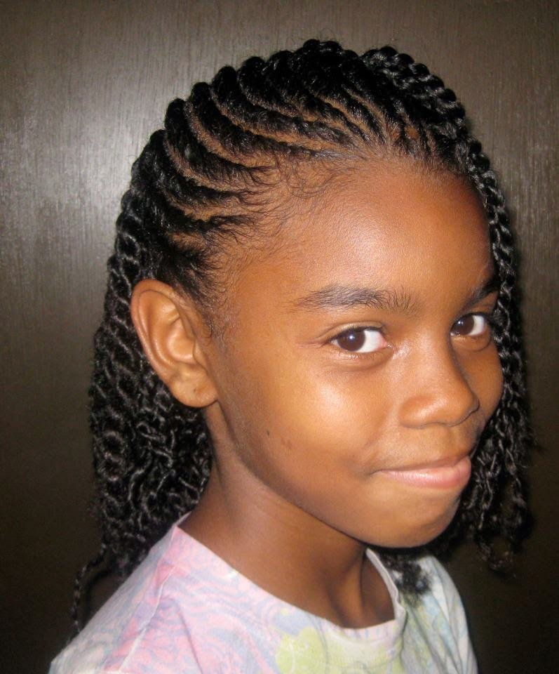 New Top 22 Pictures Of Kids Braids 2014 Hairstyles Gallery Ideas With Pictures