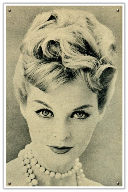 New 1961 On Pinterest 60S Hairstyles 1960S And Audrey Ideas With Pictures