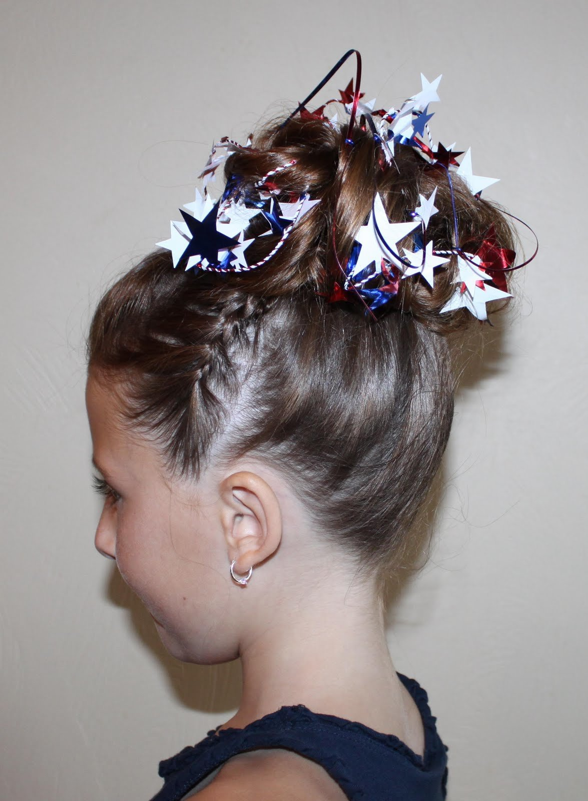 New Hairstyles For Girls The Wright Hair 4Th Of July Fancy Hair Ideas With Pictures
