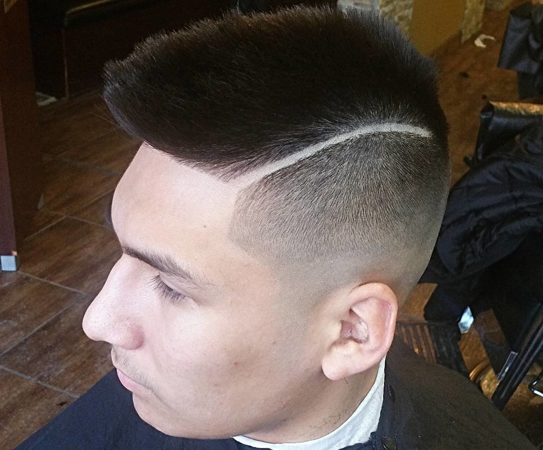 New Fohawk Fade 15 Coolest Fohawk Haircuts And Hairstyles Ideas With Pictures