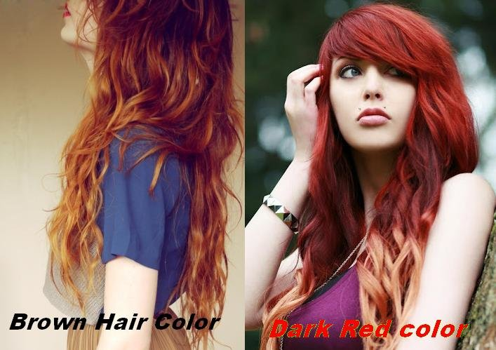 New Red Hair Color Fashion Ideas With Pictures