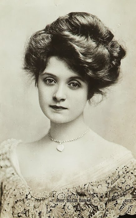 New British Paintings Billie Burke Edwardian Ideas With Pictures