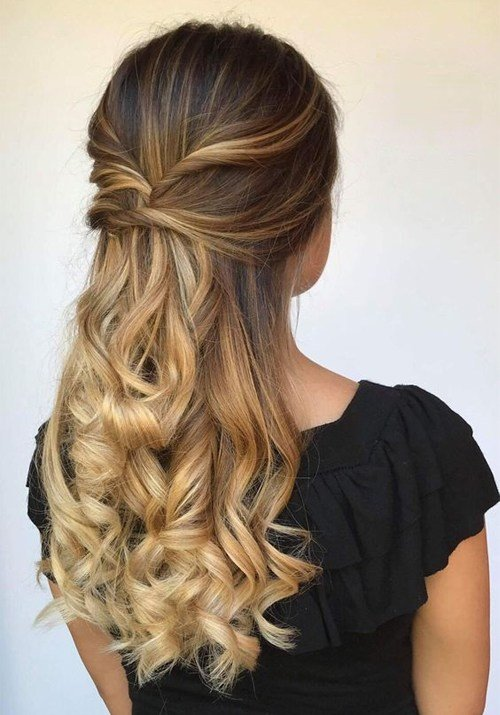 New Top 10 Most Wanted Long Prom Hairstyles 2019 That Are Ideas With Pictures