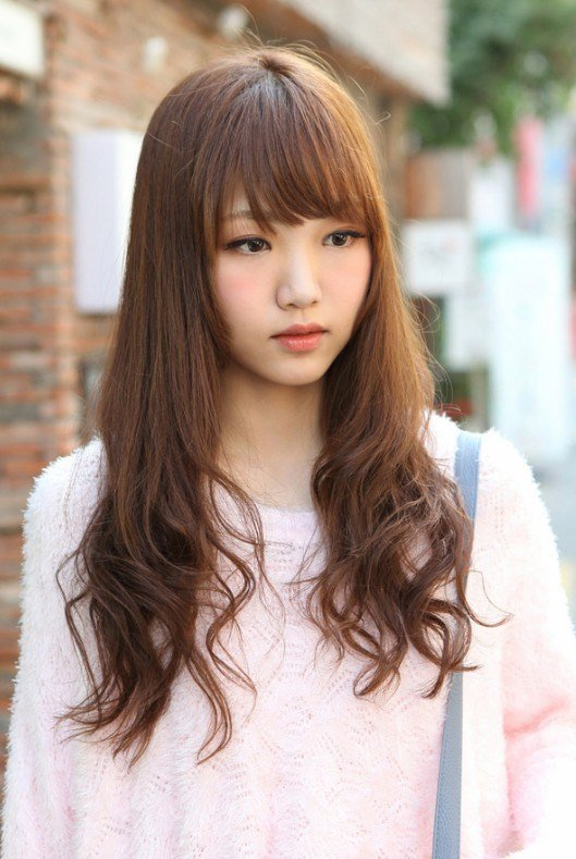 New The Best Hair Colors For Asian Women Hair World Magazine Ideas With Pictures