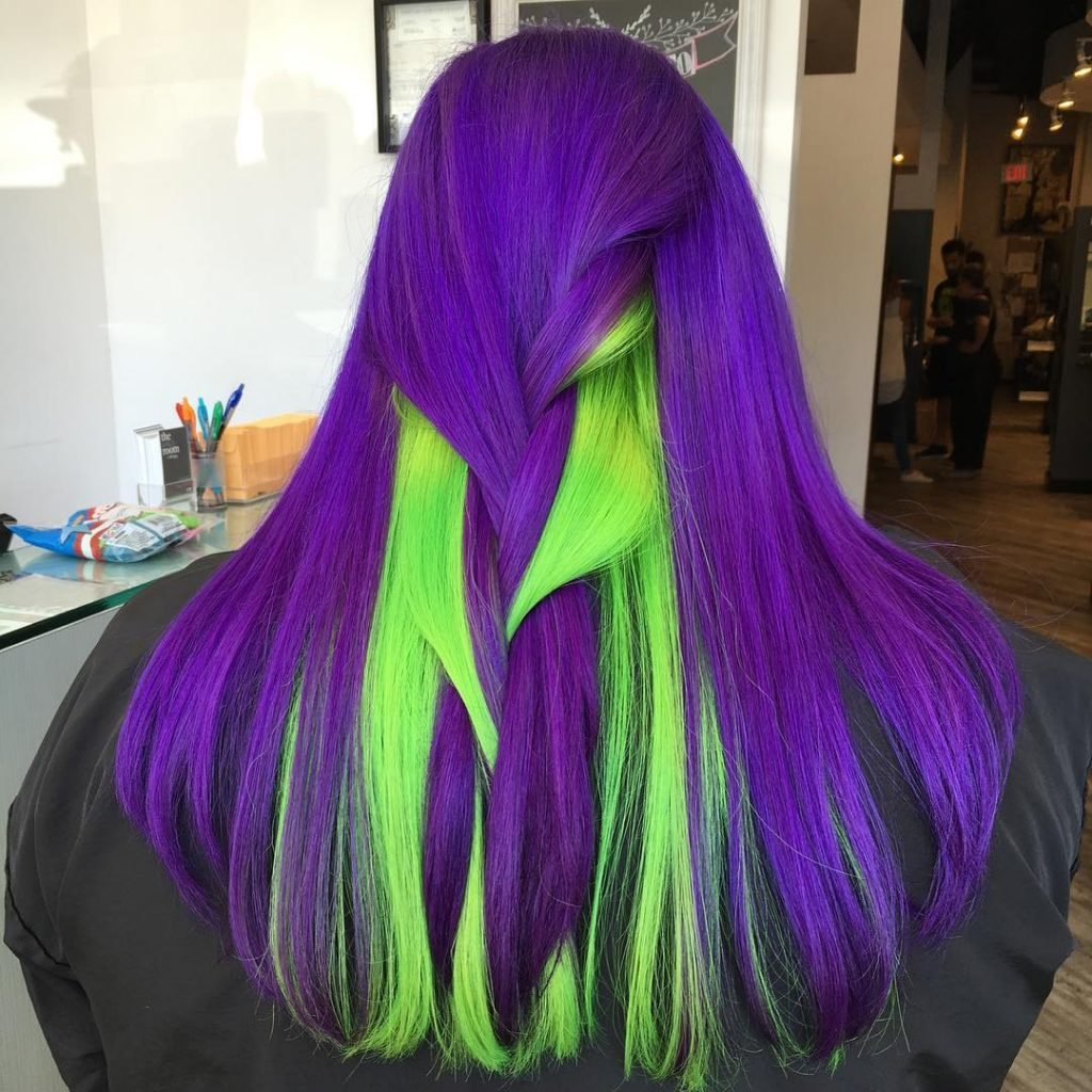 New Purple Hair 937 Free Hair Color Pictures Ideas With Pictures