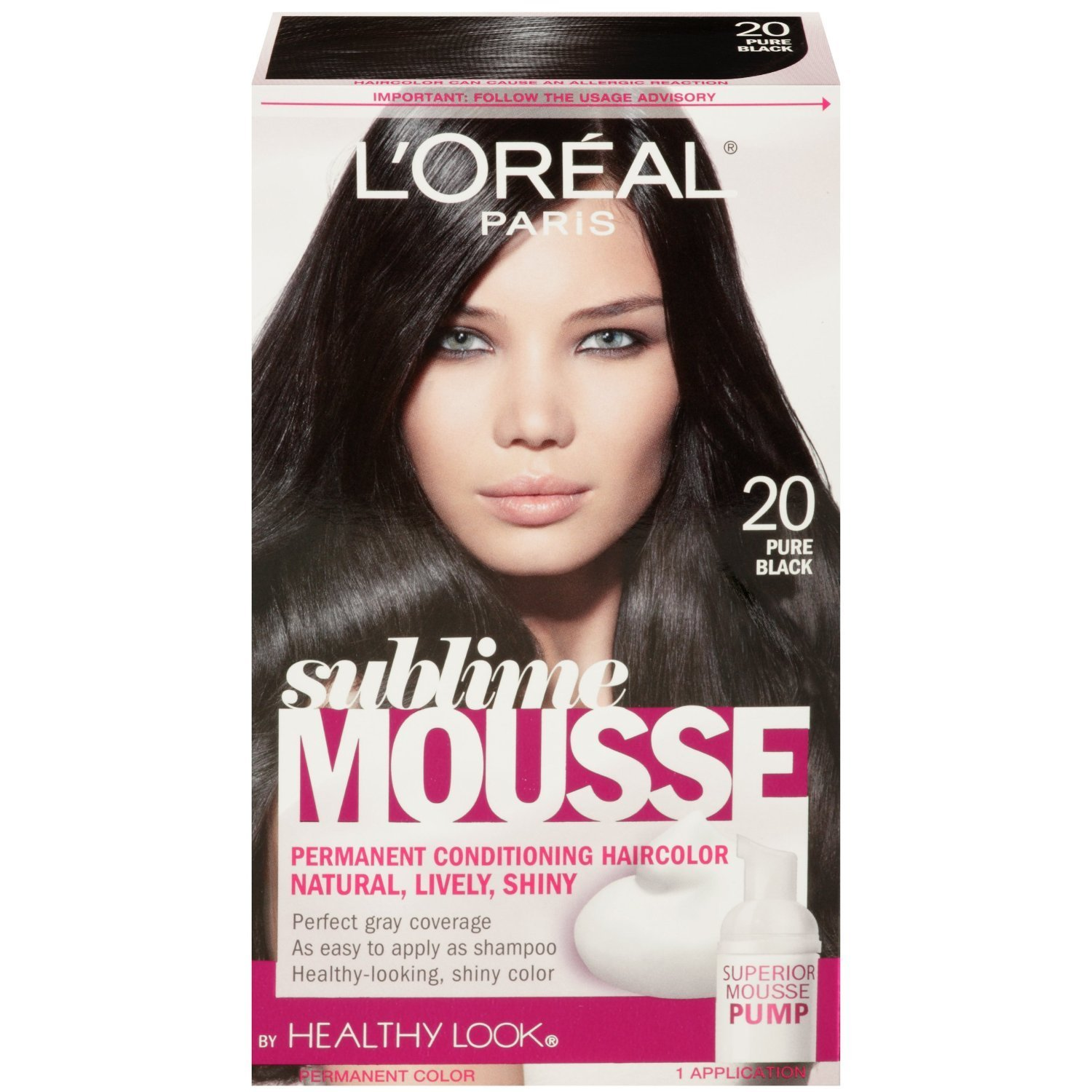 New L'oreal Paris Sublime Mousse Various Colors 20 30 41 Ideas With Pictures