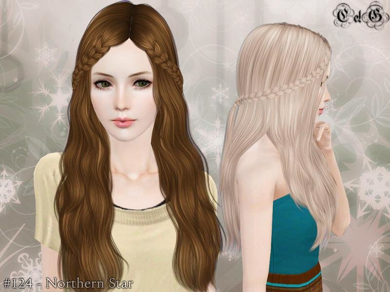 New Cazy S Northern Star Hairstyle Set Ideas With Pictures