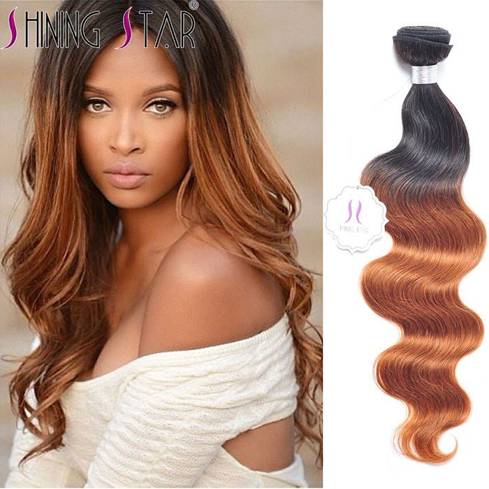New 50 Off Ombre Hair Body Wave Color 1B 33 Truly Hair Ideas With Pictures