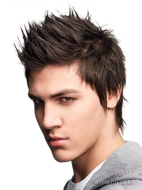 New Faux Hawk Hairstyle For Men Ideas With Pictures