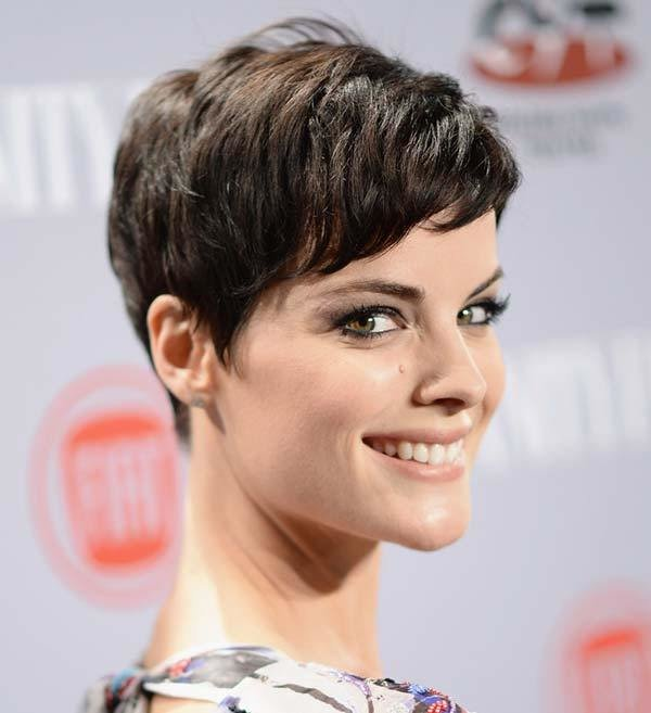 New 100 Short Hairstyles For Women 2014 Fashionisers Ideas With Pictures
