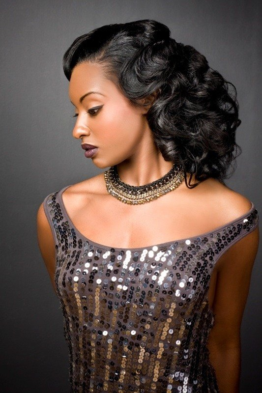 New 1920 S Black Hairstyles Vissa Studios Ideas With Pictures
