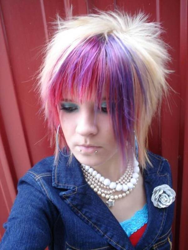 New 68 S*Xy Expressive Emo Hairstyles For Every Occasion Ideas With Pictures